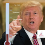 Trumpscore 1 in Trumpiaans debatteren 'Bluffen'