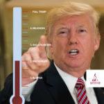 Trumpscore 2 in Trumpiaans debatteren 'Bezoedelen'