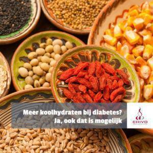 Hoog koolhydratendieet kan ook effectief zijn bij diabetes