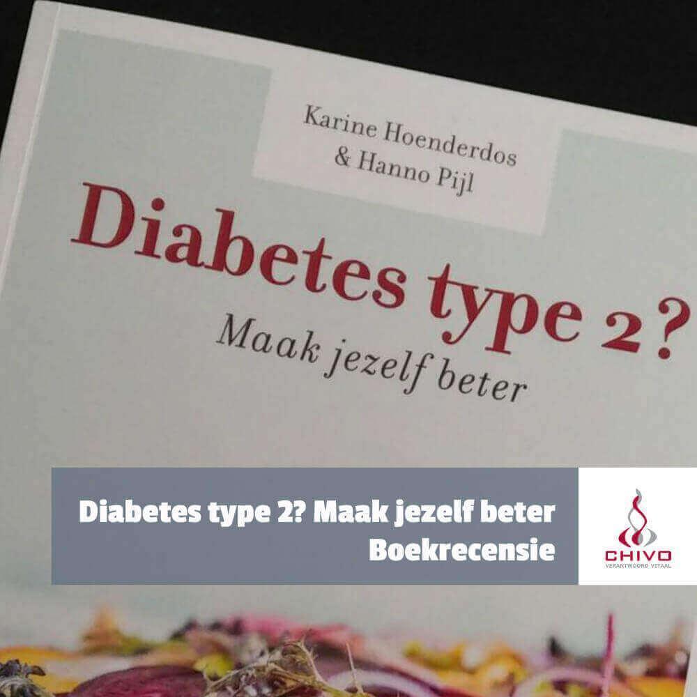 Boekrecensie diabetes 2 van Hanno Pijl en Karine Hoenderdos
