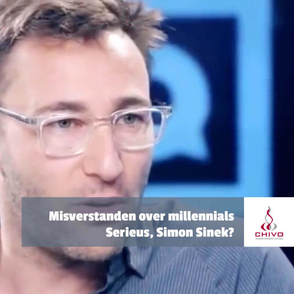 Zijn Millennials een generatie in problemen zoals Simon Sinek stelt?