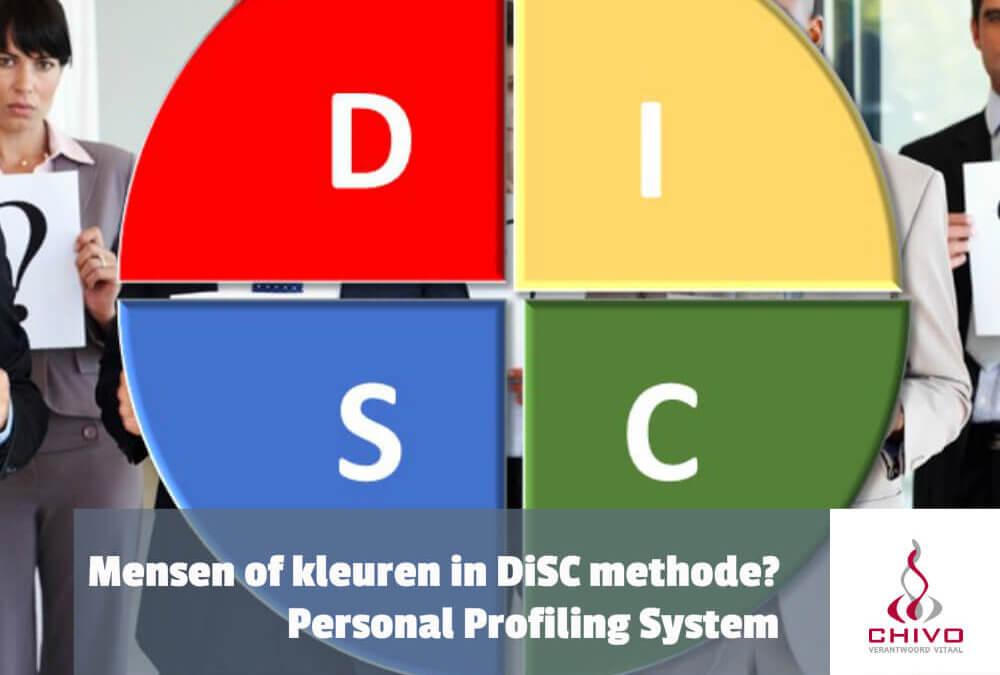 Beter presteren met de DiSC methode?