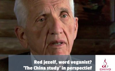 'The China Study' – Red jezelf, word veganist?