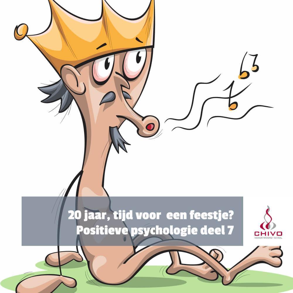 De positieve psychologie bestaat 20 jaar. Waar staan we nu?