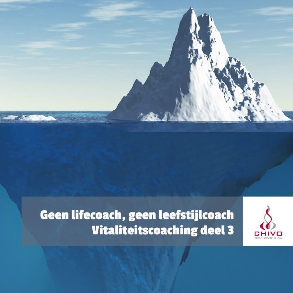 Vitaliteitscoaching is niet hetzelfde als lifecoaching of leefstijlcoaching, we moeten voorbij de oppervlakte