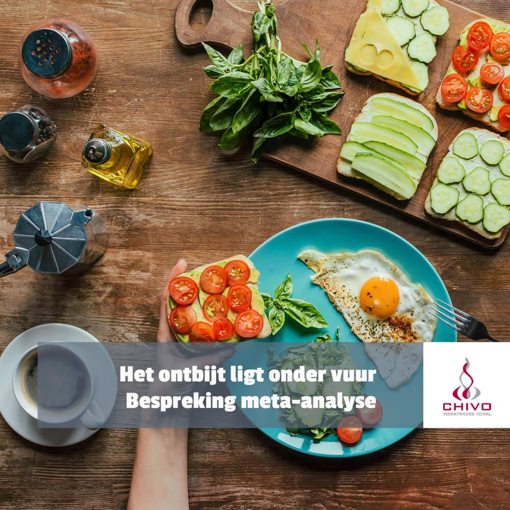 Het ontbijt wordt aanbevolen voor een gezond gewicht, maar is daar wel wetenschappelijk bewijs voor?