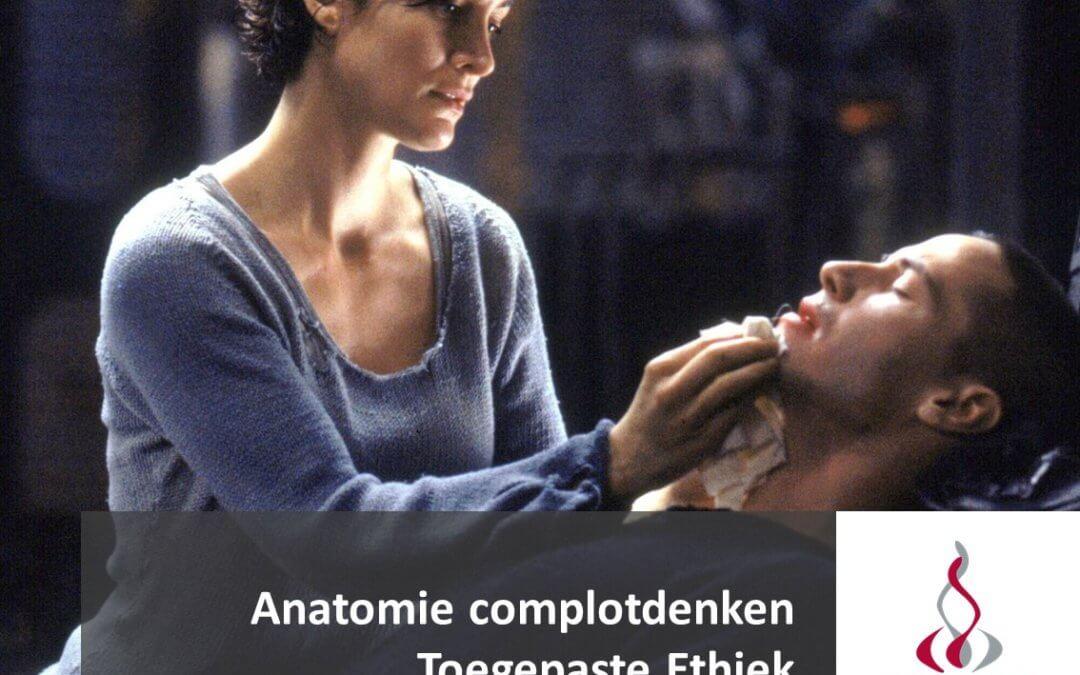 De anatomie van complotdenken
