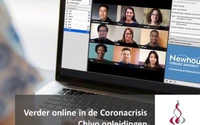 Online les tijdens de Coronacrisis