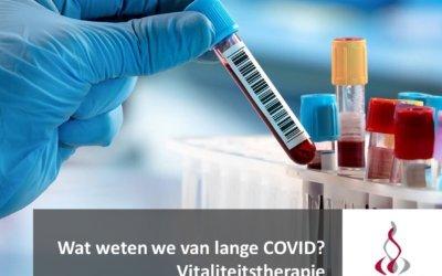 Wat weten we over lange COVID?